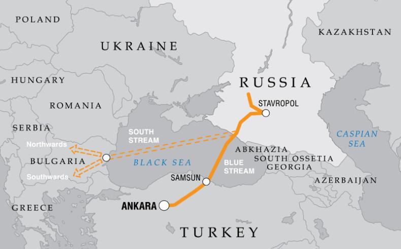 Srbija želi biti plinski hub za ovaj dio Europe