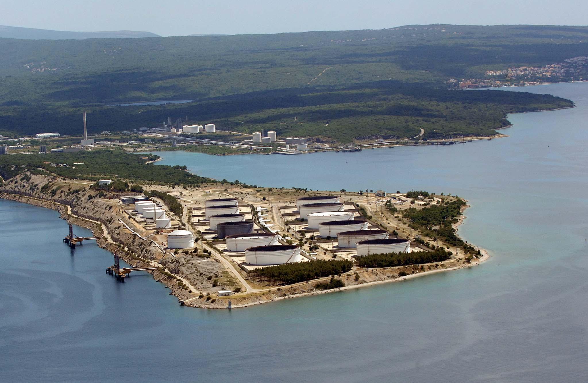 LNG na Krku strateški je bitan SAD-u