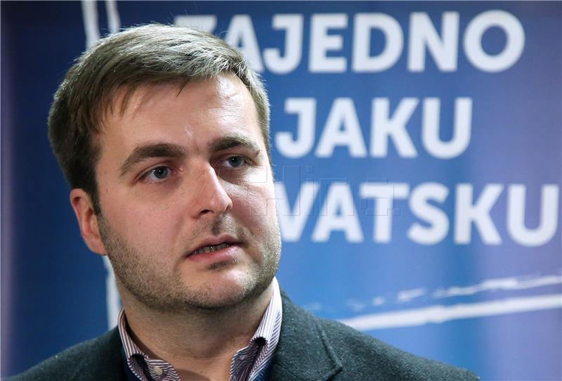 Ministar Ćorić ima povjerenje Sabora