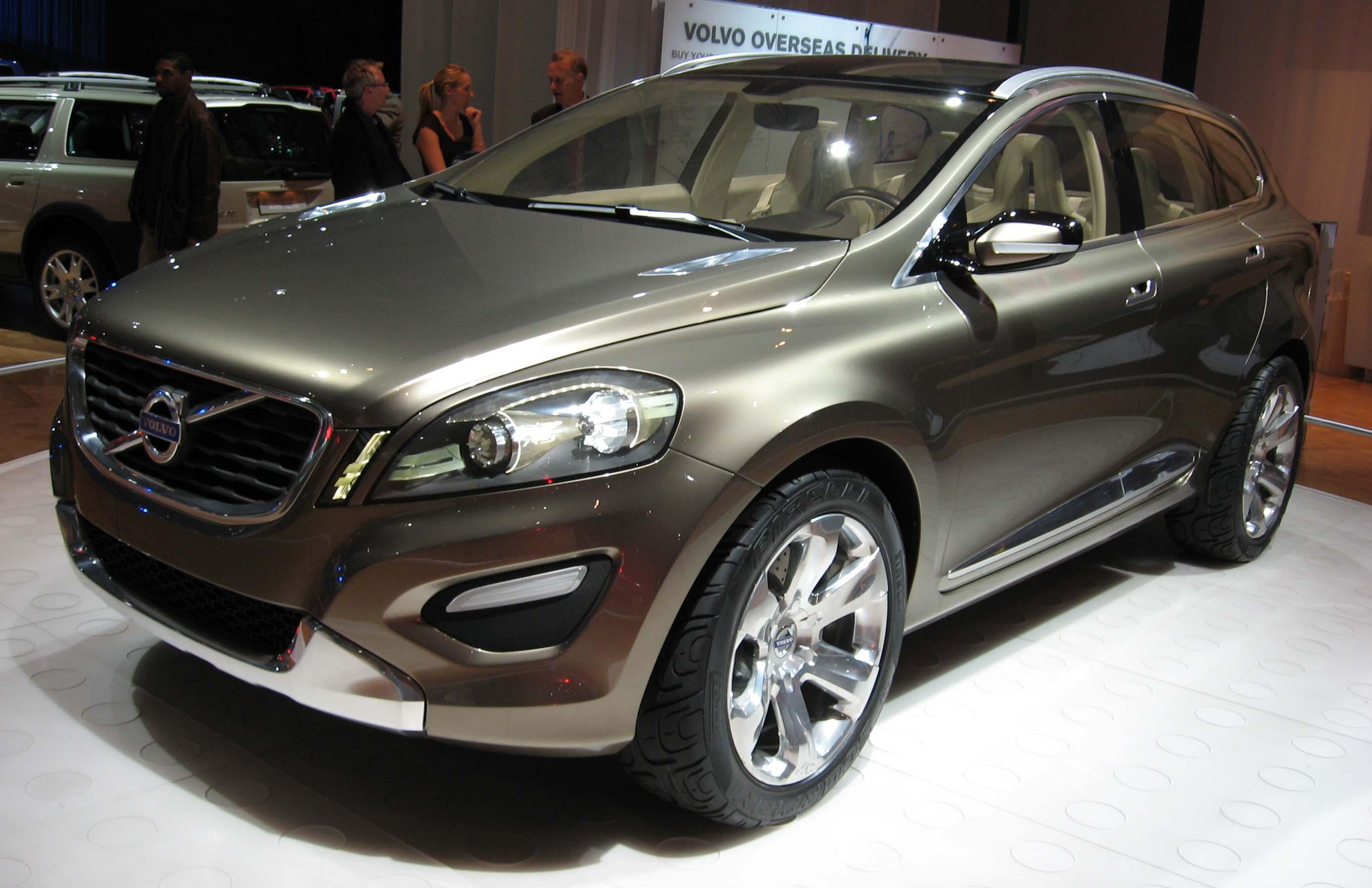 Volvo ima problema s kontrolom štetnih plinova