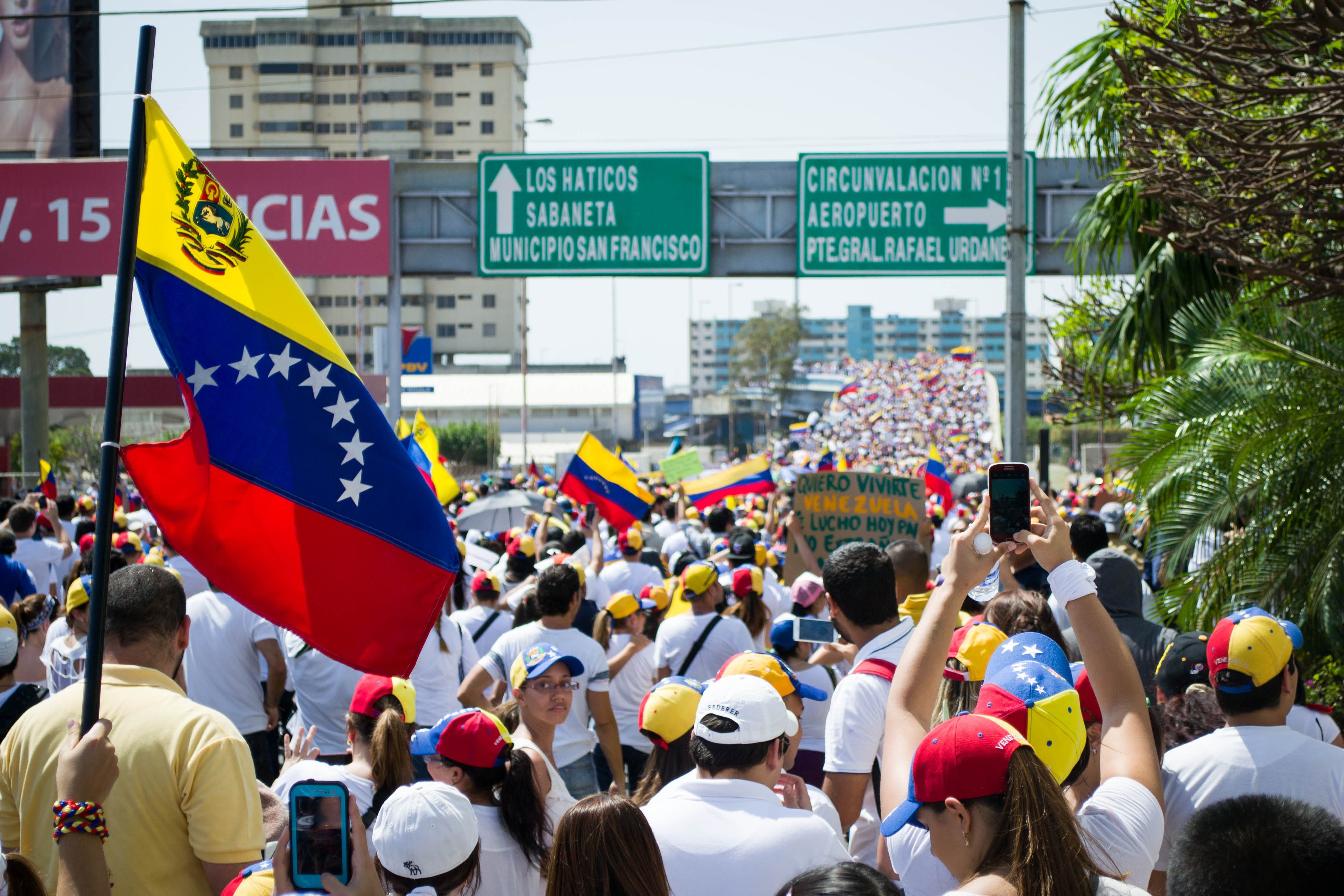 Ponovno nestašica struje u Venezueli