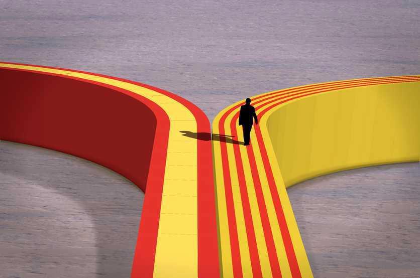 Najavljen novi katalonski referendum