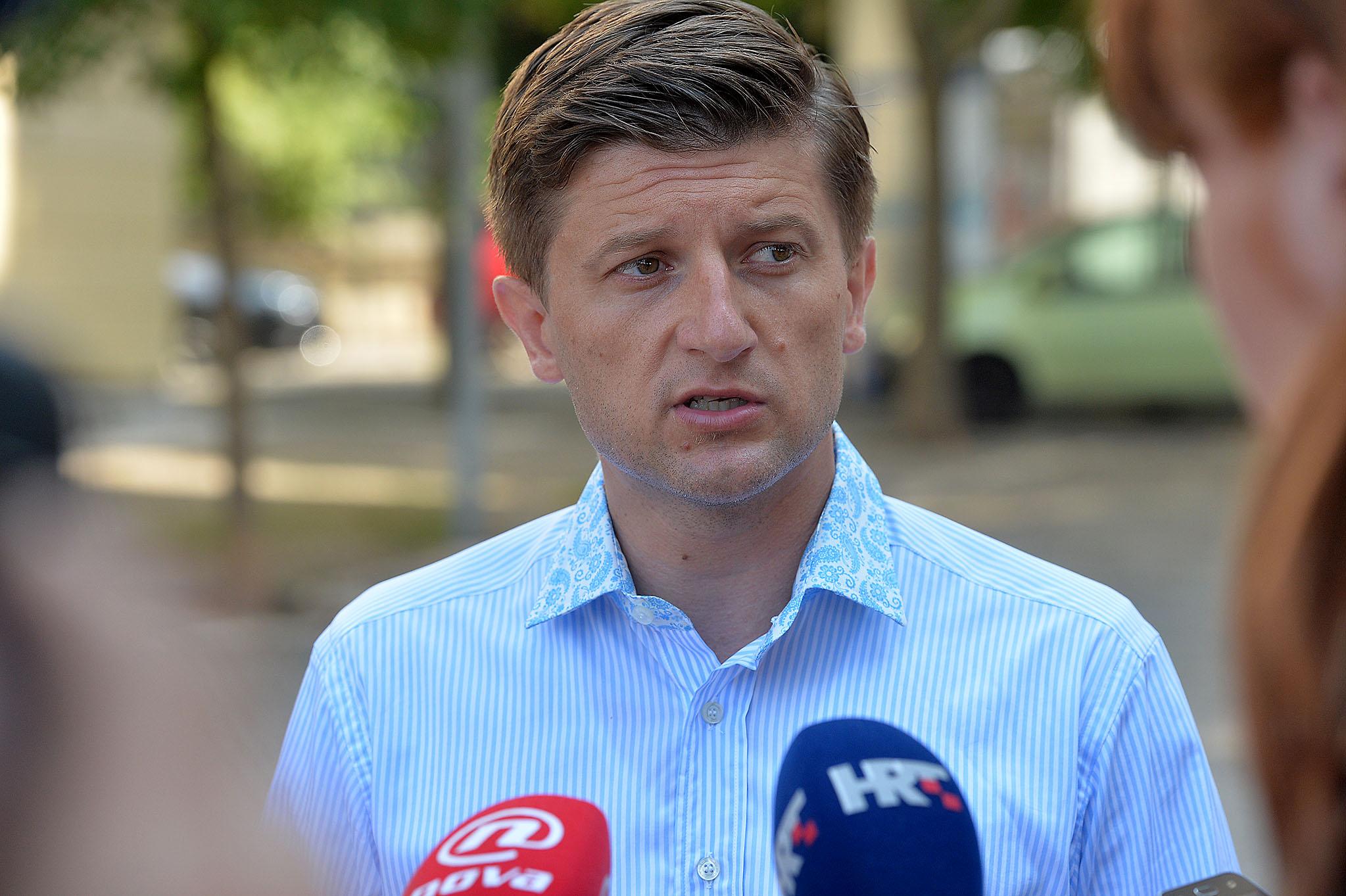 Z. Marić o prijedlogu: Pričekajmo saborsku raspravu