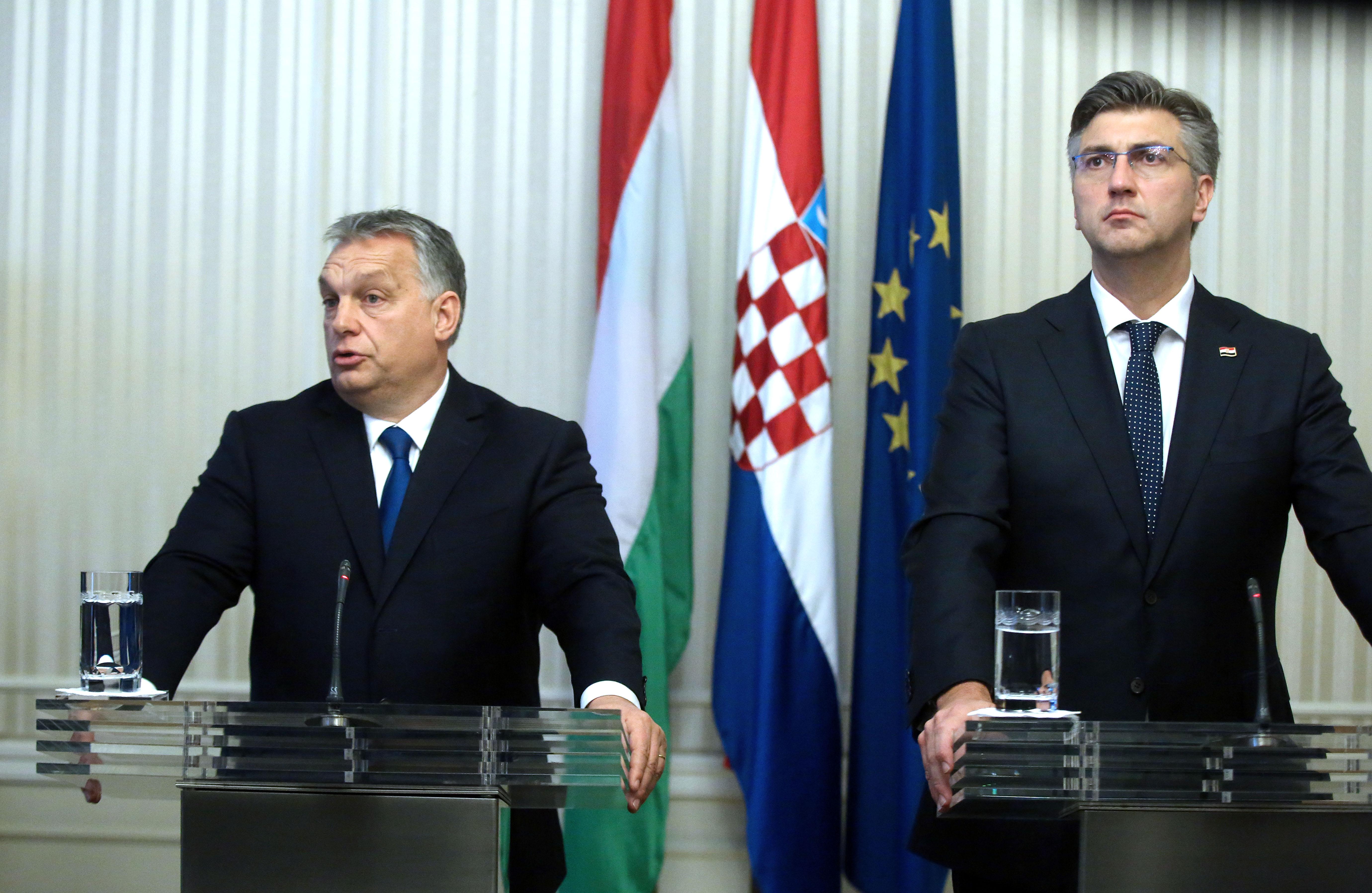 MOL povukao tužbu protiv Hrvatske