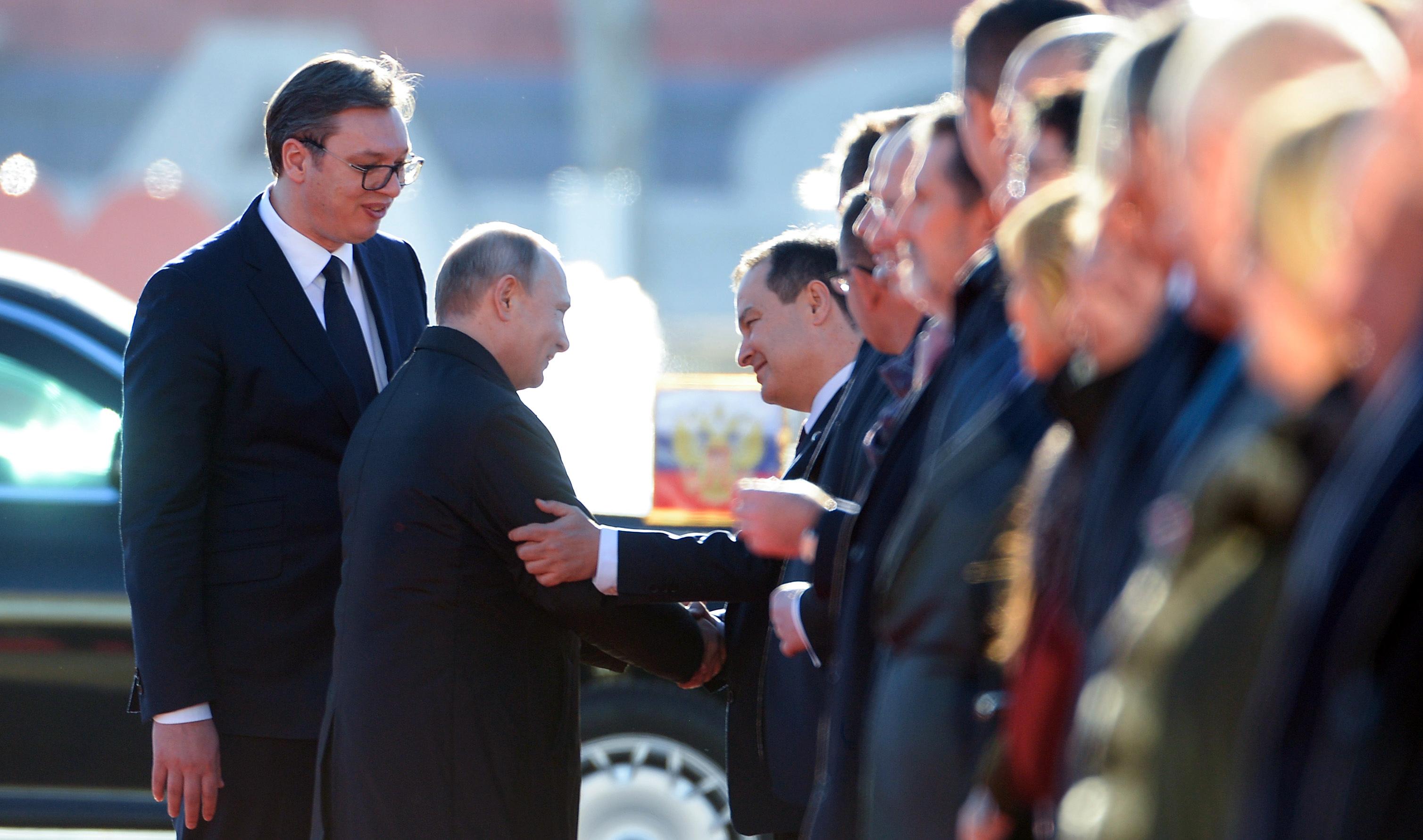 Srbija i Rusija jačaju energetsku suradnju